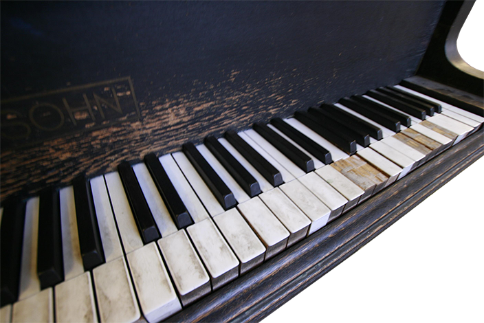 xtant audio battered piano