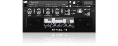 Enigma 2 found sound sample library for Kontakt