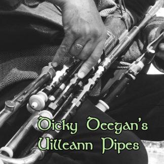 dicky-deegans-uilleann-pipes