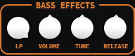 Elkatwin 61 Bass effects
