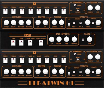 Elkatwin 61 GUI