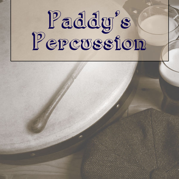 Irish Percussion Sample Library