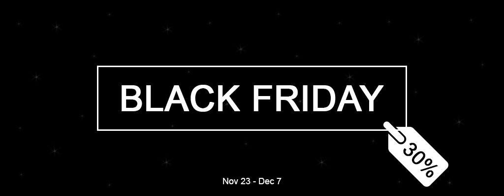 Xtant Audio Black Friday Sale
